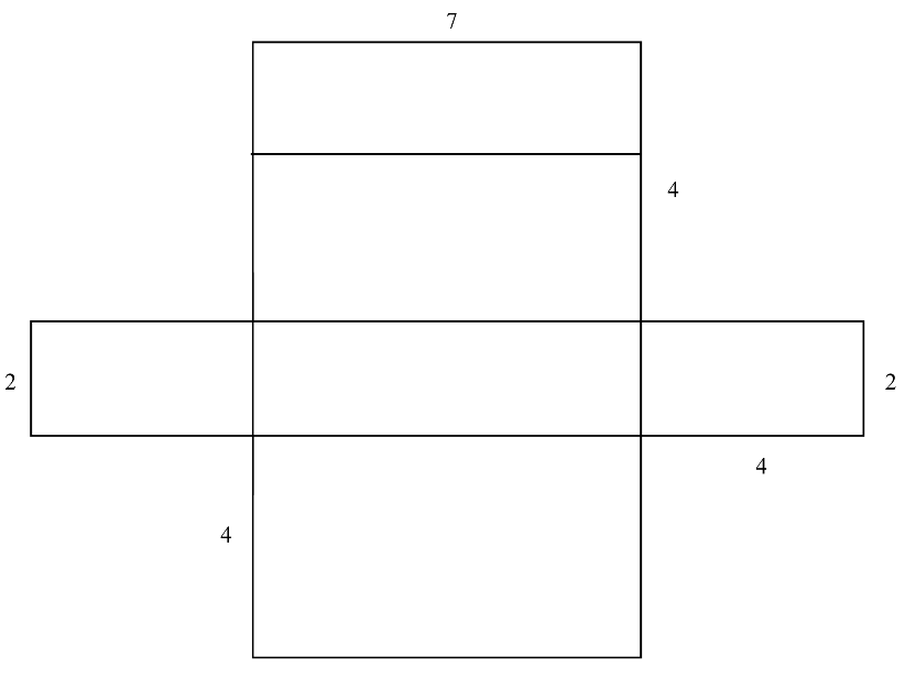 surface area using nets worksheets mughjunitikil67. Black Bedroom Furniture Sets. Home Design Ideas
