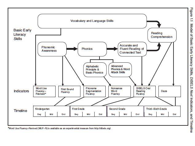 dibels research paper Oral reading fluency final action research paper (dibels next 2005) ii research questions oral reading fluency final action research paper.