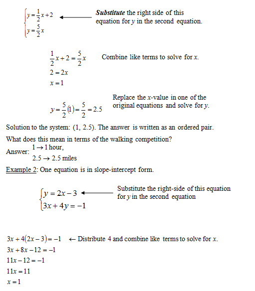 Y Mx B Example Problems – Slope Intercept Word Problems Worksheet