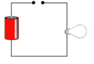 Definition of open circuit