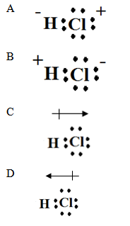 the lewis dot structure for hcl is  11 png